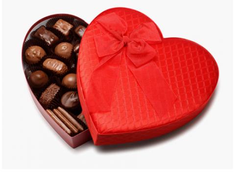Коробка шоколадных конфет , , 750 р., Подарки, , Подарки